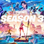 Fortnite Season 3 called Splashdown arrived
